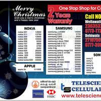 Read more about Telescience Cellular Smartphones & Mobile Phones Offers 13 Dec 2013