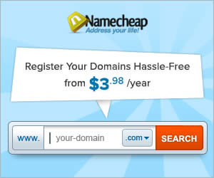 Namecheap 1 Feb 2014