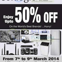Read more about Softlogic Up To 50% OFF Clearance SALE @ Women's International Club Hall 7 - 9 Mar 2014
