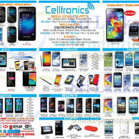 Read more about Celltronics Smartphones & Mobile Phones Price List Offers 27 Apr 2014