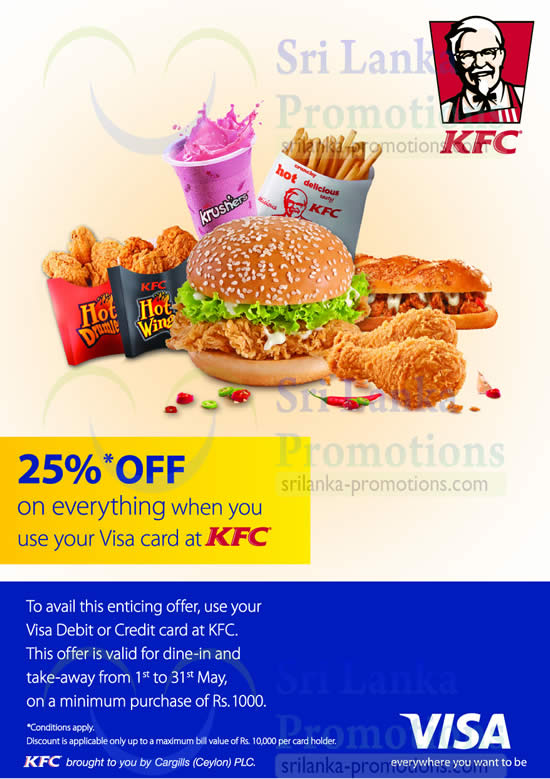 KFC MENU PDF UK VISA EPUB