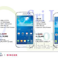Read more about Samsung Galaxy Smartphones No Contract Offers 5 Aug 2014