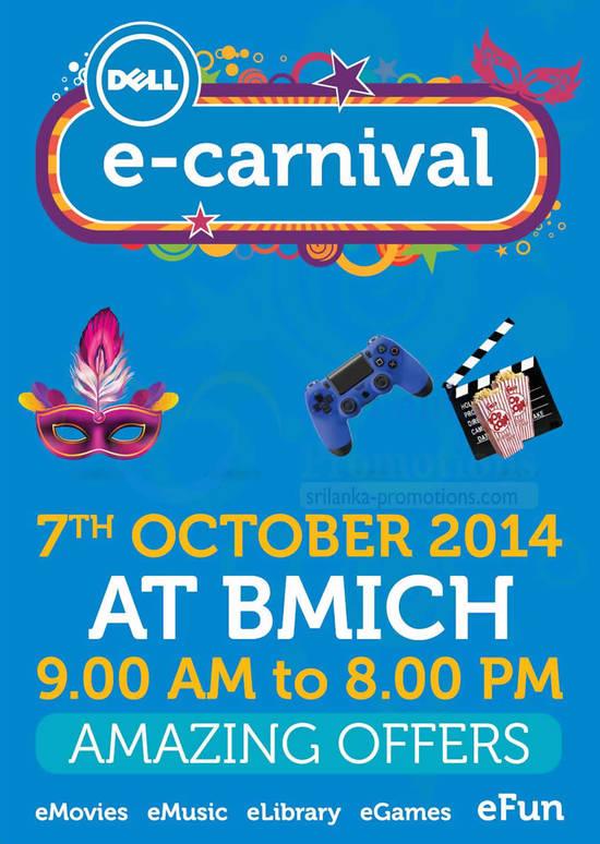 Dell E-Carnival Event Details