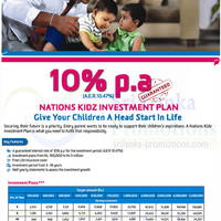 Read more about Nations Trust Bank 10% p.a. Guaranteed Kidz Investment Plan 5 Oct 2014