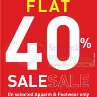 Read more about Adidas 40% Off Footwear & Apparel Sale 18 - 31 Jan 2015