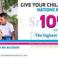Read more about Nations Trust Bank 10% p.a. for Nations Kidz Investment Plan 22 Jan 2015