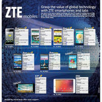 Read more about ZTE Smartphones & Tablets Offers 11 Jan 2015