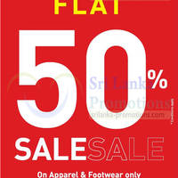Read more about Adidas 50% Off Storewide Sale @ BMICH Exhibition Centre 20 - 22 Mar 2015