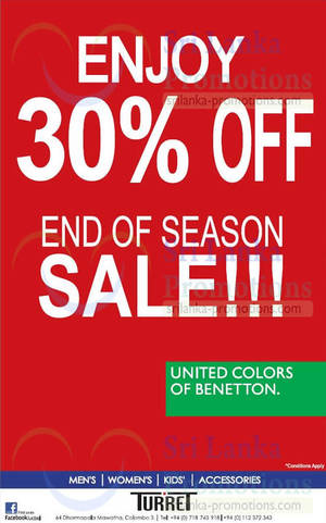United colors of benetton tagged posts may 2018 sri for United colors of benetton online shop outlet