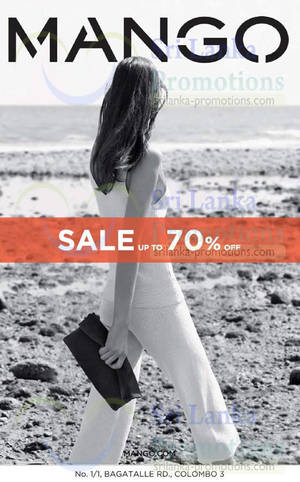 Featured image for Mango SALE 18 Jul 2015