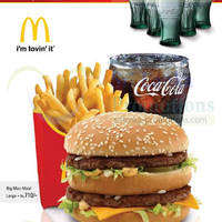 Read more about McDonald's FREE Vintage Coca-Cola Glass With Any EVM Meal Purchase 26 Jul 2015