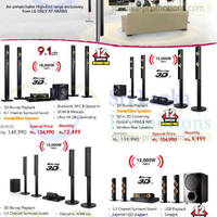 Read more about LG Home Theatre System Offers @ Abans 27 Sep 2015