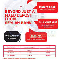 Read more about Seylan Bank fr 6% p.a. Fixed Deposit Rates 27 Sep 2015