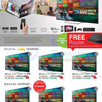 Read more about Sony Bravia Android TV Offers @ Singer 20 Sep 2015