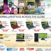 Acer Notebooks & Desktop PC Offers @ Softlogic 7 Oct 2015