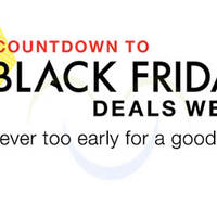 Read more about Amazon Countdown To Black Friday Deals 15 - 20 Nov 2015