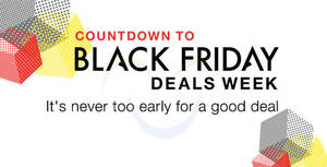 Featured image for Amazon Countdown To Black Friday Deals 15 – 20 Nov 2015
