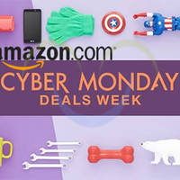 Amazon Cyber Monday Deals Week 29 Nov - 5 Dec 2015