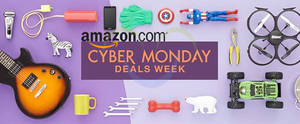 Featured image for Amazon Cyber Monday Deals Week 29 Nov – 5 Dec 2015