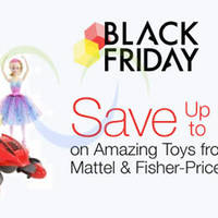Read more about Mattel & Fisher-Price Toys Up To 50% Off Black Friday 24hr Promo 27 - 28 Nov 2015