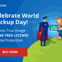 Read more about Acronis 1-for-1 True Image Backup Software Promotion 2 Mar - 5 Apr 2016