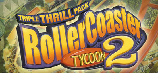 RollerCoaster Tycoon 2 Apr 2016