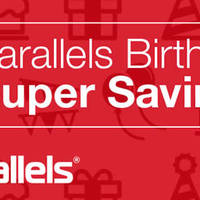 Read more about Parallels Desktop for Mac 25% Off Birthday Sale from 14 - 21 Jun 2016