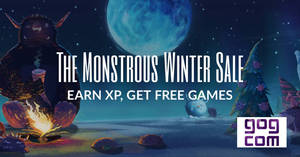 GOG.com winter sale has started with up to 90% off selected PC games from 2 – 11 Dec 2016