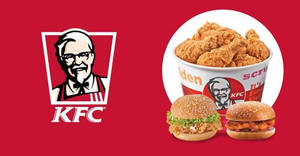 Featured image for KFC's latest menu prices as of 20 Sep 2018