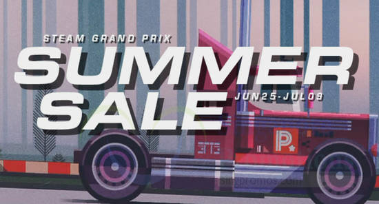 Featured image for Steam 2019 Summer Sale now on till 9 July 2019