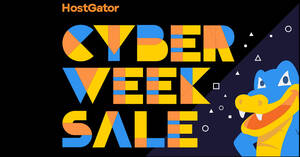 Featured image for HostGator: Up to 75% OFF all annual shared hosting packages promo from 26 Nov – 1 Dec 2020